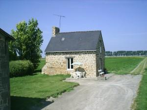 Gite L'herbu photo de l'extérieur. 7 km du Mont-St-Michel